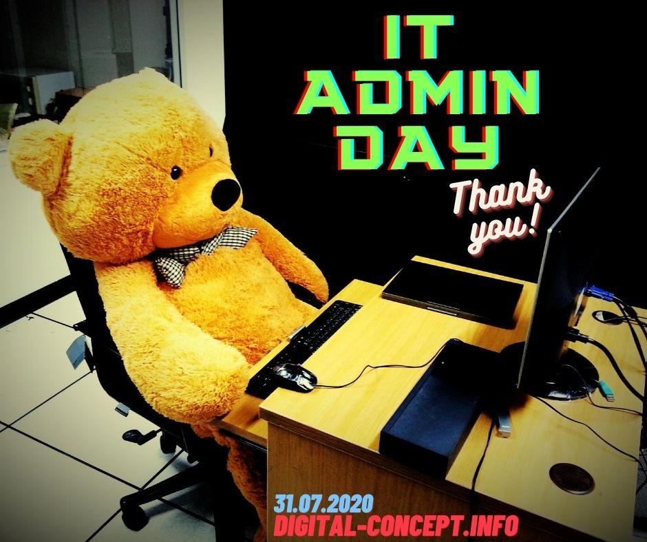 IT Admin Day 2020
